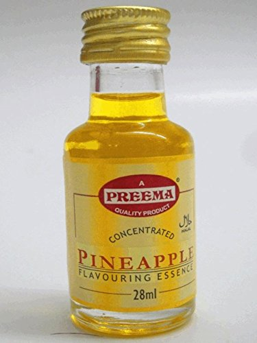 Preema Pineapple Flavouring Essence