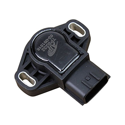 (AIP Electronics Compatible Brand New Throttle Position Sensor Replacement For 1994-2014 Infiniti Nissan Pickup Sentra 226200S320 Oem Fit TPS232)