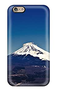 Hot TashaEliseSawyer Iphone 6 Hybrid Tpu Case Cover Silicon Bumper Volcano