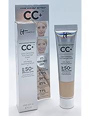 It Cosmetics Your Skin But Better CC+ Cream SPF 50+, 12 ml, Travel Size Medium