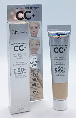 Your Skin But Better CC+ Cream SPF 50+, 12 ml, Travel Size M