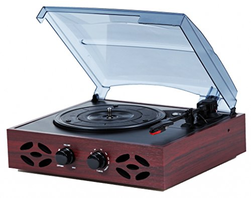 turntable amplifier and speakers - 7