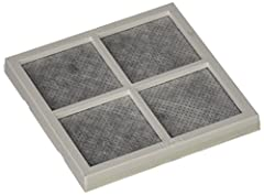 The 3-Pack LG LT120F Fresh Replacement Refrigerator Air Filter goes to work immediately keeping your food's tastes and smells separated, helping make your investments last longer! Each filter lasts for up to six months, depending on operating...