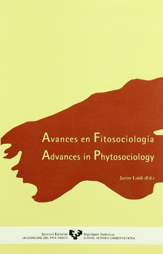 Descargar Libro Avances En Fitosociología. Advances In Phytosociology Javier (ed.) Loidi Arregui