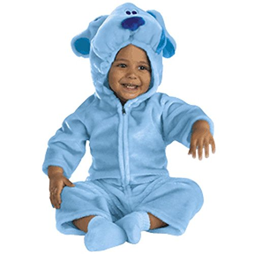 Plush Infant Baby Blues Clues Costume (3-12 -