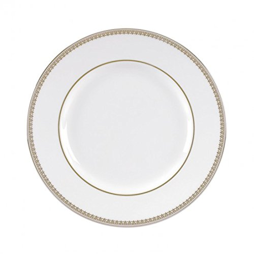 Wedgwood Vera Wang Vera Lace Gold 6-Inch Bread and Butter Plate