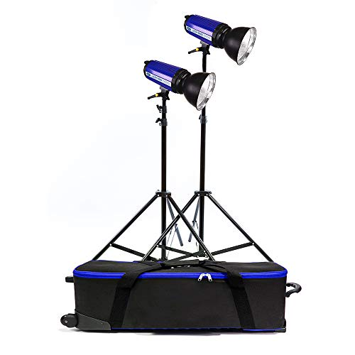 Savage 2000 Watt Location Light Kit ()