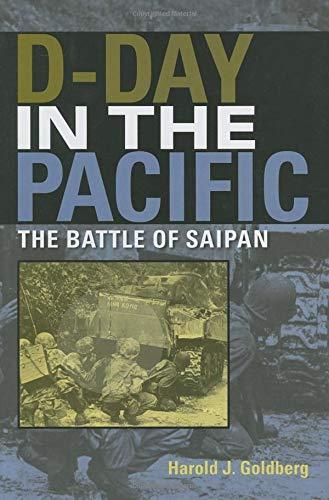 Read Online D-Day in the Pacific: The Battle of Saipan (Twentieth-Century Battles) pdf epub