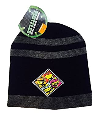 Nickelodeon Teenage Mutant Ninja Turtles Skullcap Beanie Unisex Winter Hat
