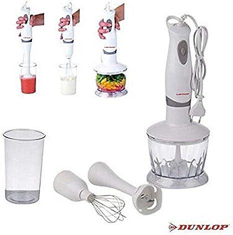 Dunlop - Mezclador de cocina para mezclar sopa o picadora de ...