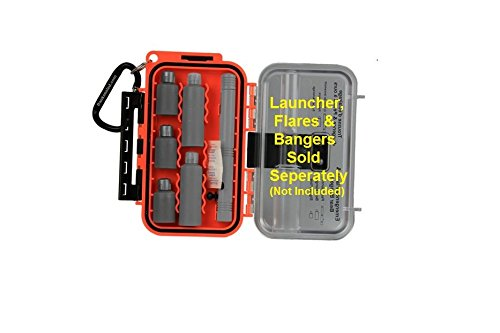 Frankensled Pocket Flare & Banger Kit Case Only. Launcher, Flares or Bangers (Visual and Audible Signal Device, Bear Deterrent) Not Included