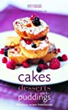 Cakes, Desserts, and Puddings, , 1844300714