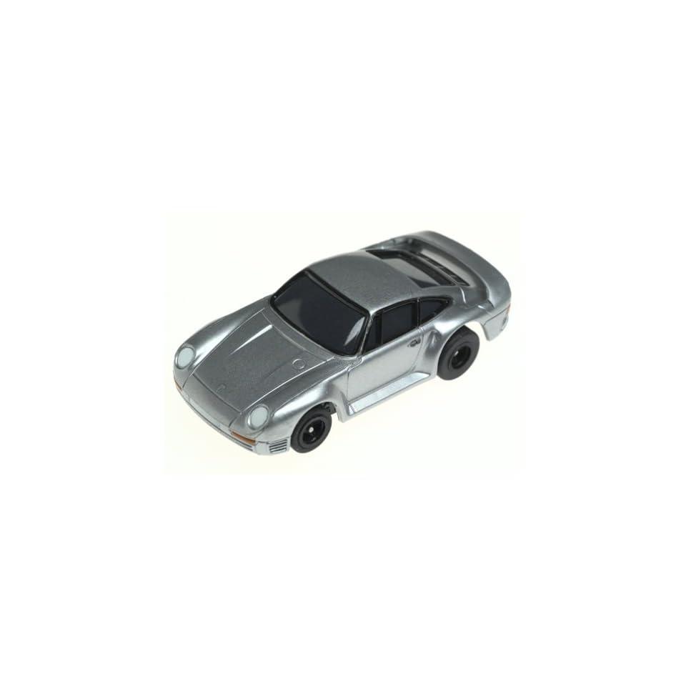 SRT Silver Porsche 959