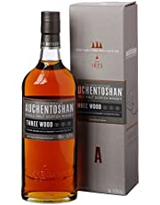 Auchentoshan Three Wood Single Malt Scotch Whisky, 70cl