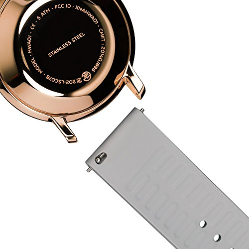 Nokia health 3700546704130 Nokia Steel Limited Edition - Activity & Sleep Watch, Rose Gold by Nokia health (Image #6)