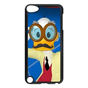 iPod Touch 5 Phone Case Black An Adventure In Color Ludwig Von Drake AU7272701