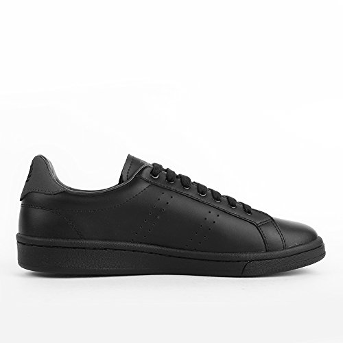 Fred Perry B721 Leather Black Black