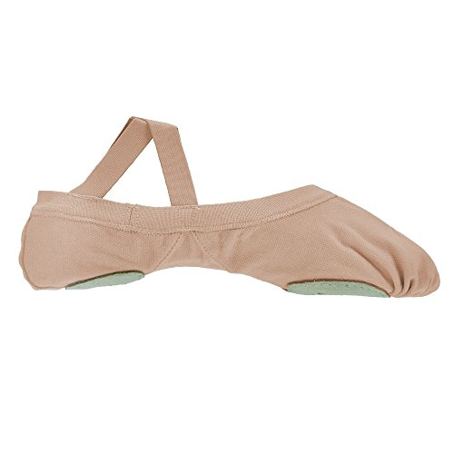 Ballet Shoes Elastic Pink Bloch Womens Pro vYaaw