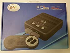Yobo FC 2 Slim Game Top Loader Console System for NES & SNES & Super Famicom Games ( BLACK) [video game] …