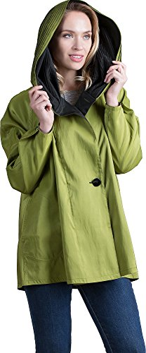 Overland Sheepskin Co Mini Donatella Reversible Raincoat
