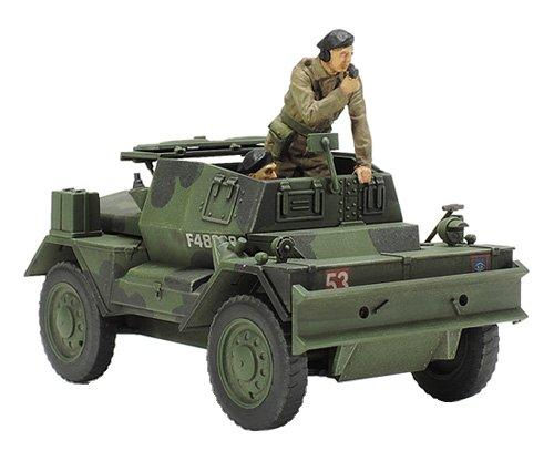 Tamiya Models British Dingo II Armored Scout Car (Best British Cars Ever)