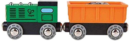 Hape Railway Diesel Freight Train ()