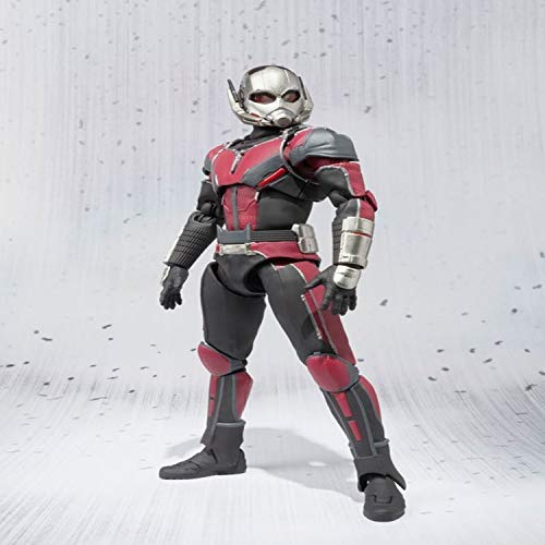 (PAPWELL Ant Man Action Figure 6.7 inch Marvel Legends Hot Toys Avengers Infinity War Avenger Ant-man Figures Mini Small Toy Christmas Halloween Collectibles Collectable Gifts Collectible Gift for)