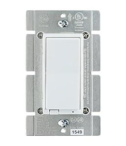 ge z wave 1000 watt smart dimmer switch for incandescent bulbs in wall 12725 buy ge ge 45613