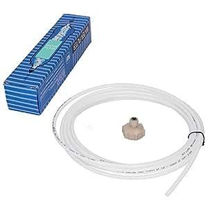 Kit Filtro de agua original para lg 3890jc2990a con tubería de empalme (lg gr267thf)