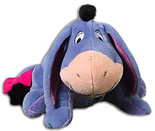 Winnie the Pooh Disney Jumbo Plush Marshmallowy Soft Eeyore Stuffed Animal