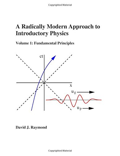 A Radically Modern Approach to Introductory Physics