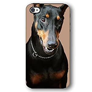 Doberman Pinscher Dog Puppy iPhone 4 and iPhone 4S Armor Phone Case