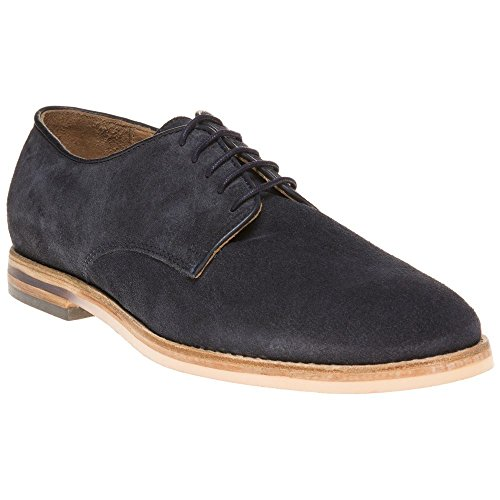 Shoes Hudson Men Blue Hallam By H gIHwqUtn