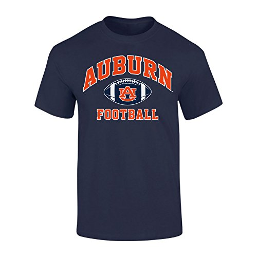 Elite Fan Shop Auburn Tigers Tshirt Football Navy - ()