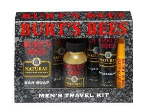 Burt's Bees Men's Travel Kit