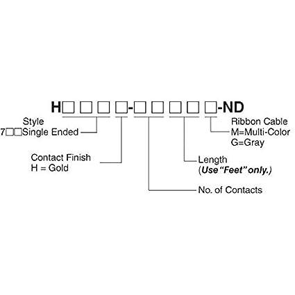 CBL D-SUB-HHMP09H//AE09M//X H7MXH-0910M Pack of 10