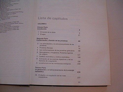 Bioquimica. volumenes I y II: Amazon.es: Rawn: Libros