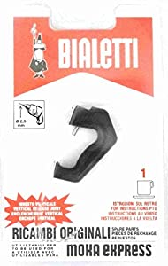 Bialetti - Spare handle - Replacement Part for Moka Express Coffee Maker Models Made Before 2005 - Various Sizes by Bialetti