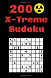img - for 200 X-Treme Sudoku | Puzzle book / textbook / text book