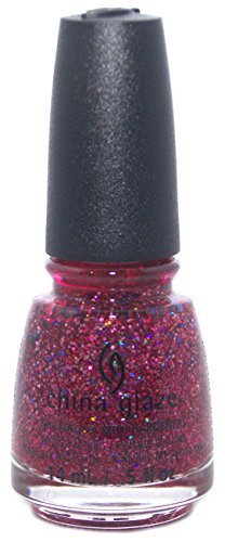 China Glaze Cheers! Nail Polish - Ugly Sweater Party - 0.5 oz (The Best Ugly Sweater Ideas)