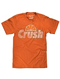Orange Crush Vintage Licensed T-Shirt | Poly Cotton Blend | Classic Look