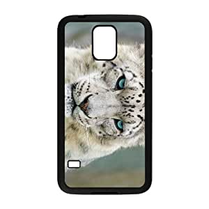 Bemused Leopard Hight Quality Plastic Case for Samsung Galaxy S5