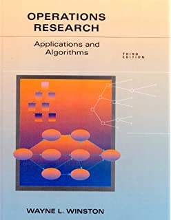 Operations Research Applications And Algorithms 4th Edition Pdf