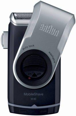 Procter & Gamble/Braun-Oral B MOBILE SHAVER M60B Braun Pocket Shaver