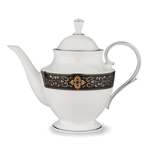 Lenox Vintage Jewel Platinum Banded Bone China -