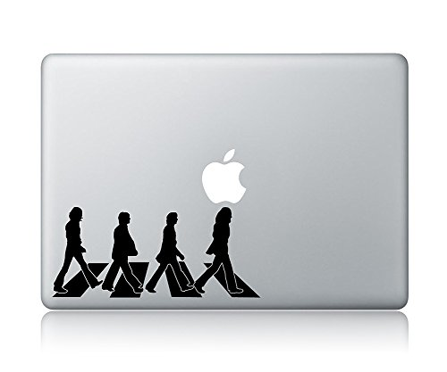 The Beatles Abbey Road Laptop Macbook Sticker Decal Vinyl Sticker Apple Mac Air Pro Laptop sticker