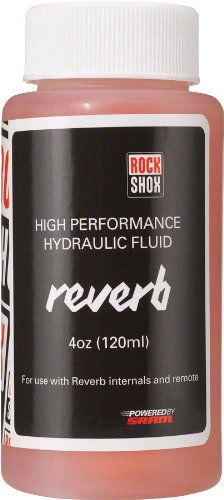 RockShox Reverb Hydraulic Fluid 120ml Bottle