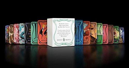 Hint Mint Artist Series Blind Box Set Of 5 Tins Shag Glenn Barr Gary (Numbered Mint)