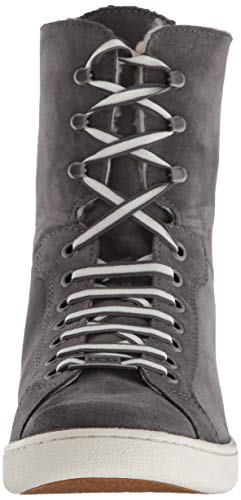 Con In Sneakers Grigio Ugg Starlyn Charcoal Pelle Camoscio 40 Fodera gtqxtYEw