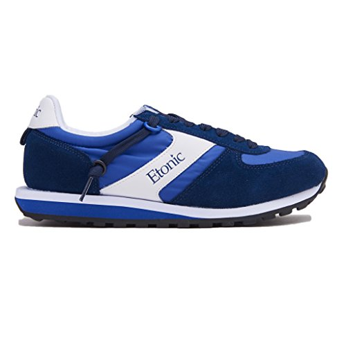 ETONIC Eclipse ET813252/Primavera Estate 2018 Blu/Bianco